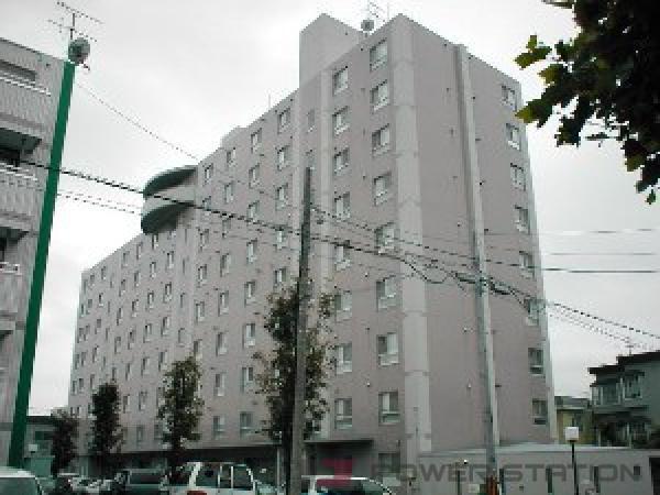 札幌市東区北40条東6丁目0分譲リースマンション外観写真