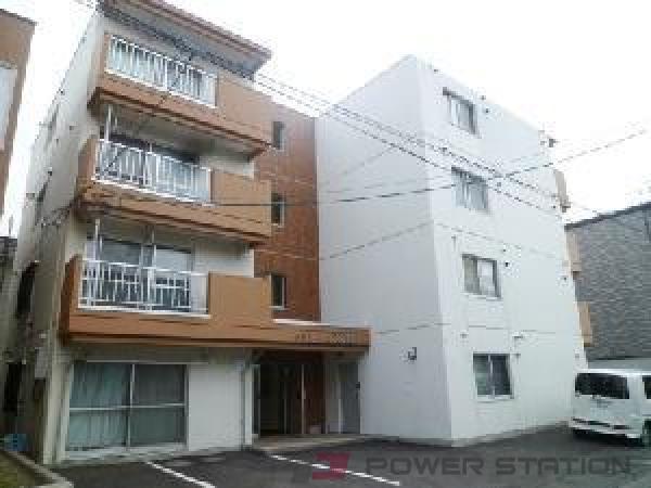 札幌市東区北40条東7丁目0賃貸マンション外観写真