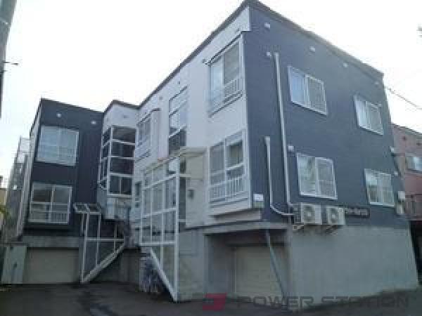 札幌市東区北39条東10丁目0賃貸アパート外観写真