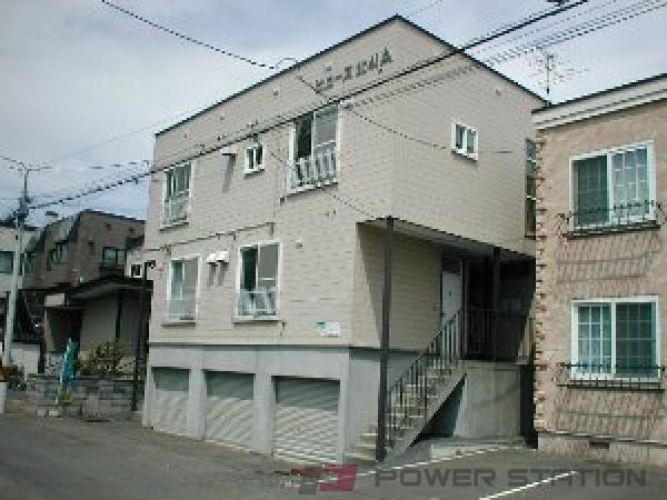 札幌市東区北41条東12丁目0賃貸アパート外観写真
