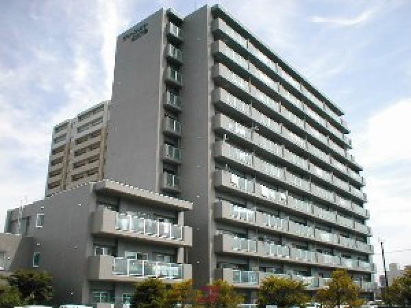 札幌市東区北37条東15丁目0分譲リースマンション外観写真