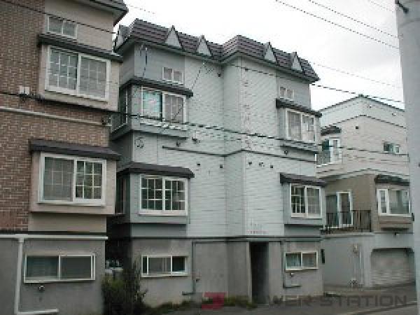 札幌市東区北39条東14丁目0賃貸アパート外観写真