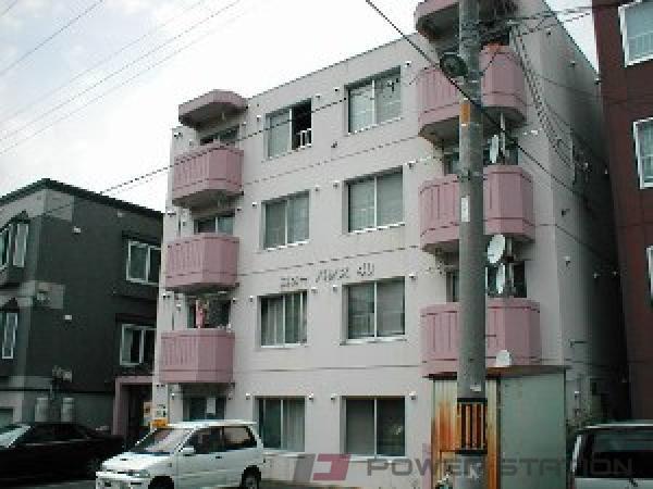 札幌市東区北40条東14丁目0賃貸マンション外観写真