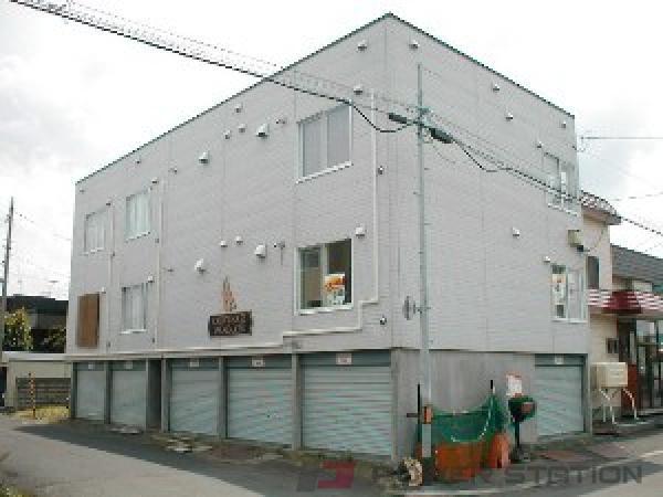 札幌市東区北40条東14丁目0賃貸アパート外観写真