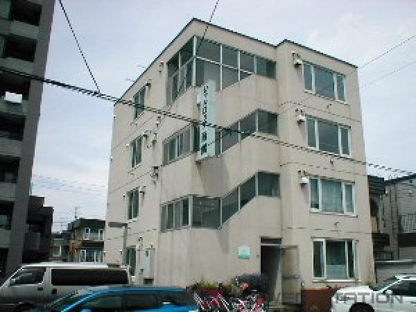 札幌市東区北40条東16丁目0賃貸マンション外観写真