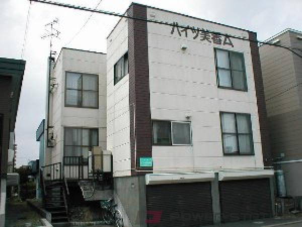 札幌市東区北39条東16丁目0賃貸アパート外観写真