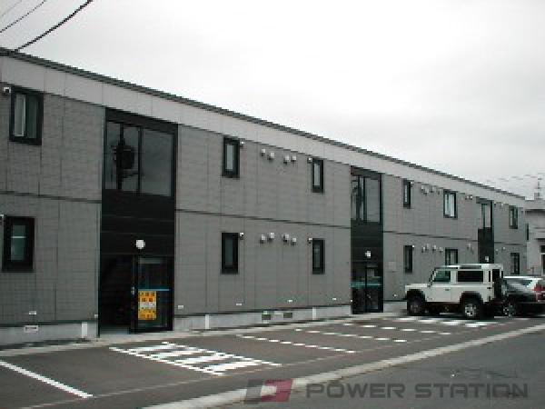 札幌市東区北37条東22丁目0賃貸マンション外観写真