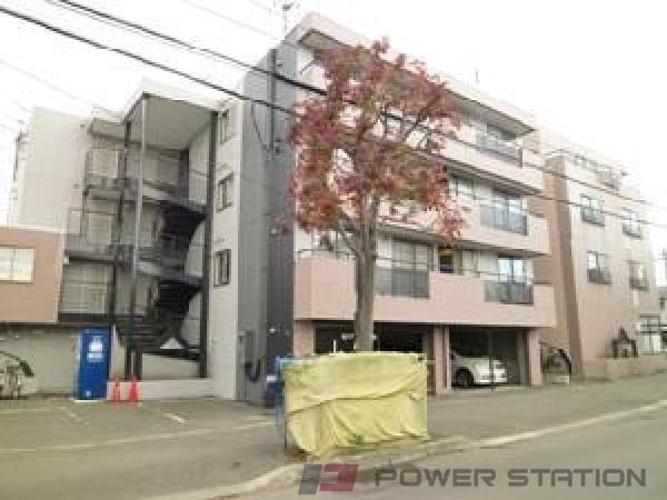 札幌市東区東苗穂13条3丁目0賃貸マンション外観写真