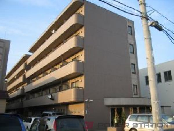 札幌市東区本町1条9丁目1賃貸マンション外観写真