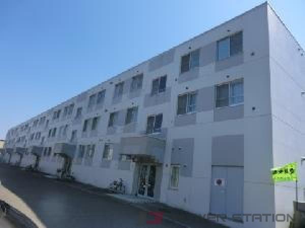 札幌市東区東苗穂14条3丁目0分譲リースマンション外観写真