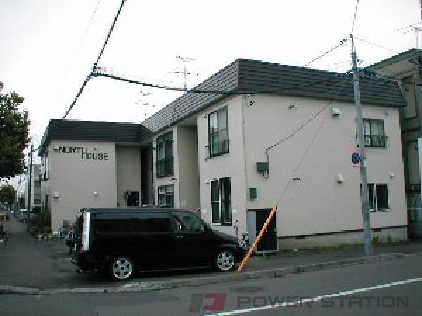 札幌市東区北44条東2丁目1賃貸アパート外観写真