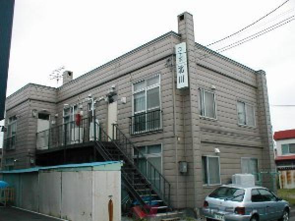 札幌市東区北43条東7丁目1賃貸アパート