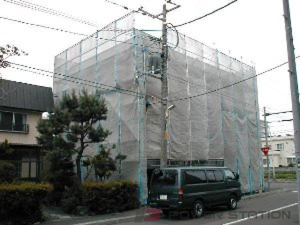 札幌市東区北43条東12丁目0賃貸アパート外観写真