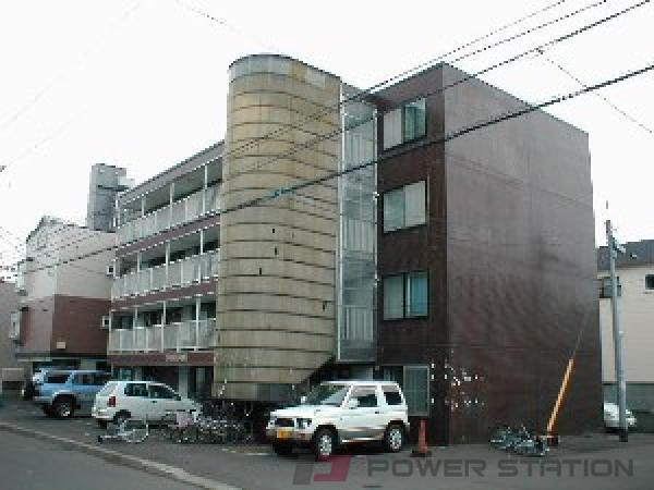 札幌市東区北44条東13丁目0賃貸マンション外観写真