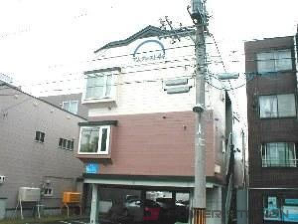 札幌市東区北44条東13丁目0賃貸アパート外観写真