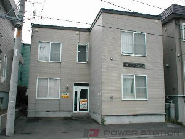 札幌市東区北44条東14丁目0賃貸アパート外観写真
