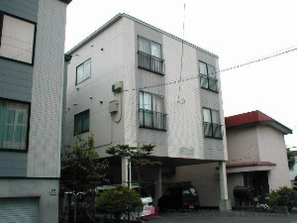 札幌市東区北44条東14丁目0賃貸マンション外観写真
