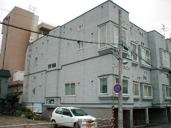 札幌市東区北41条東15丁目1賃貸アパート外観写真