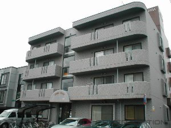 札幌市東区北43条東15丁目0賃貸マンション外観写真