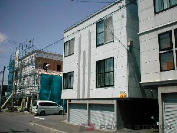 札幌市東区北45条東15丁目0賃貸アパート外観写真