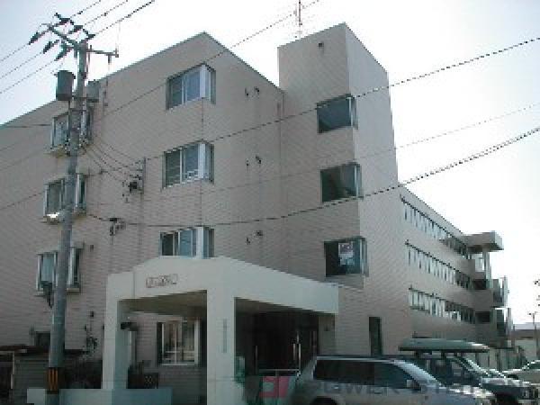 札幌市東区北48条東4丁目0賃貸マンション外観写真