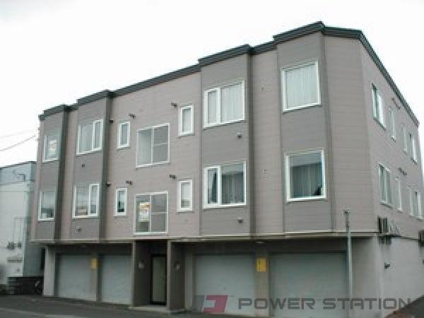 アパート・サンピアN48