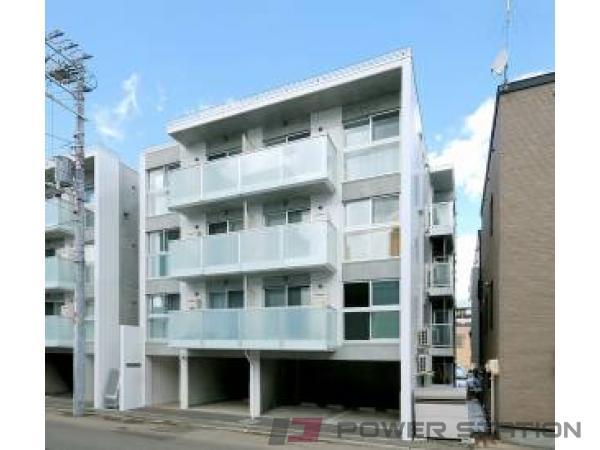 札幌市東区北10条東1丁目1賃貸マンション外観写真