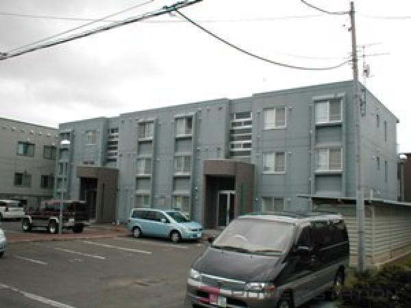 札幌市東区北47条東13丁目0賃貸マンション外観写真