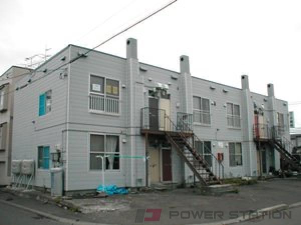 札幌市東区北48条東9丁目0賃貸アパート外観写真