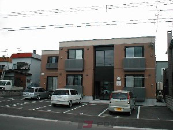 札幌市東区北47条東15丁目0賃貸マンション外観写真