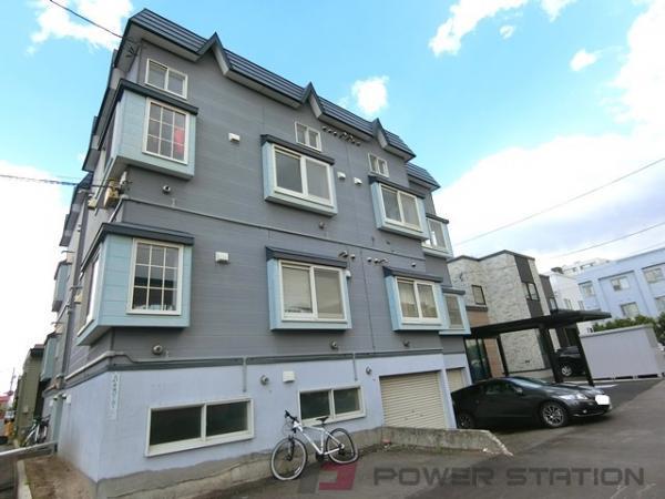 札幌市東区北47条東17丁目1賃貸アパート外観写真