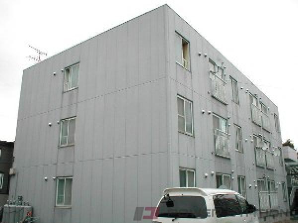札幌市東区北48条東16丁目0賃貸マンション外観写真