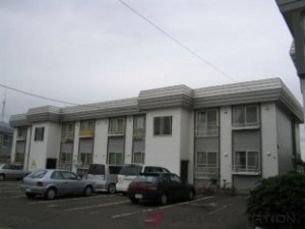 札幌市東区北51条東5丁目0賃貸アパート外観写真