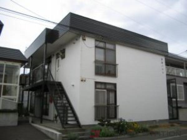 札幌市東区北49条東13丁目0賃貸アパート外観写真