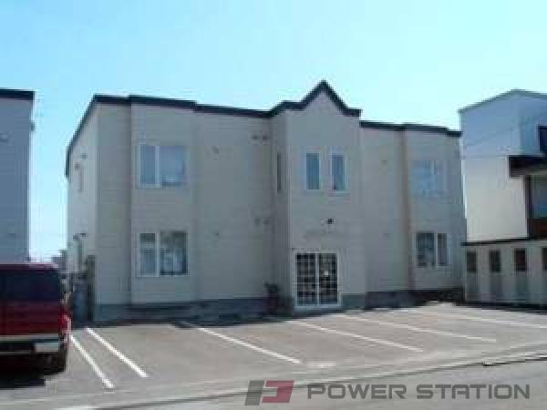 札幌市東区北49条東14丁目0賃貸アパート外観写真