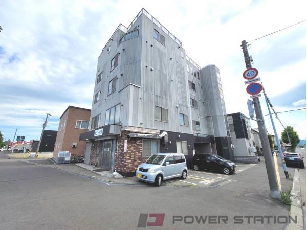 札幌市東区北49条東15丁目0賃貸マンション外観写真