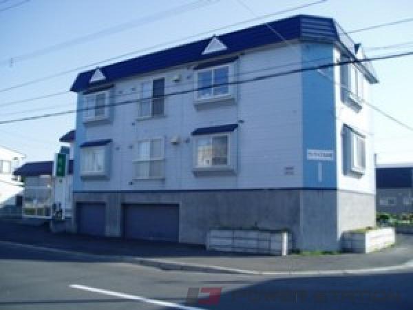 札幌市東区北丘珠3条1丁目1賃貸アパート外観写真
