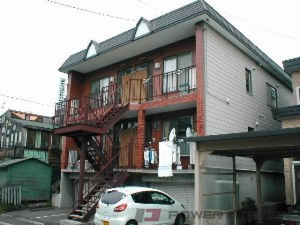 札幌市東区北丘珠4条3丁目1賃貸アパート外観写真