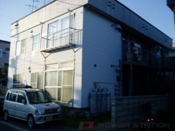 札幌市東区北丘珠5条3丁目1賃貸アパート外観写真