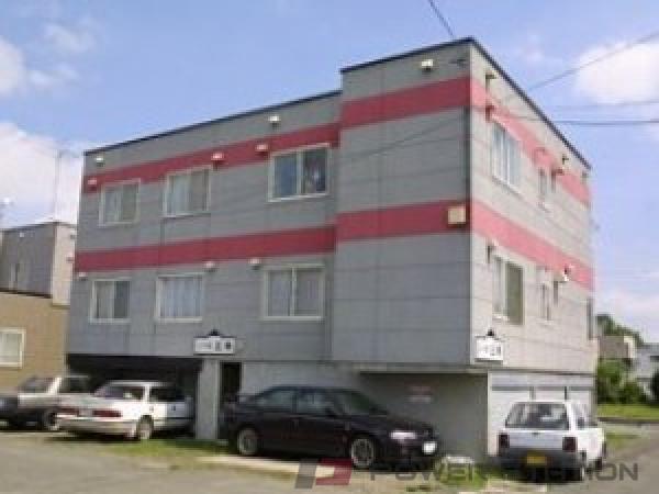 札幌市東区中沼西2条2丁目0賃貸アパート外観写真
