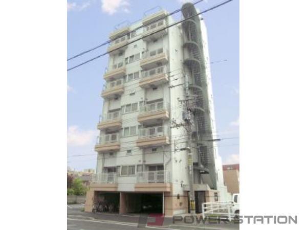 札幌市東区北10条東3丁目1賃貸マンション外観写真