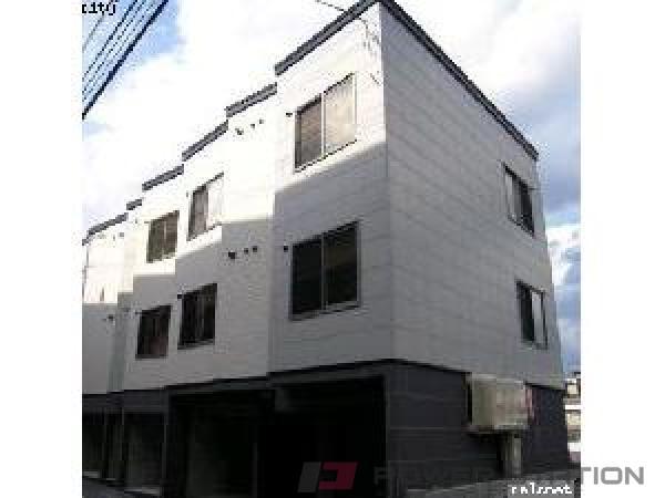 札幌市東区北34条東17丁目0賃貸アパート外観写真