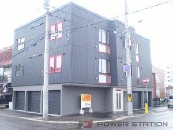 札幌市東区北36条東18丁目0賃貸アパート外観写真