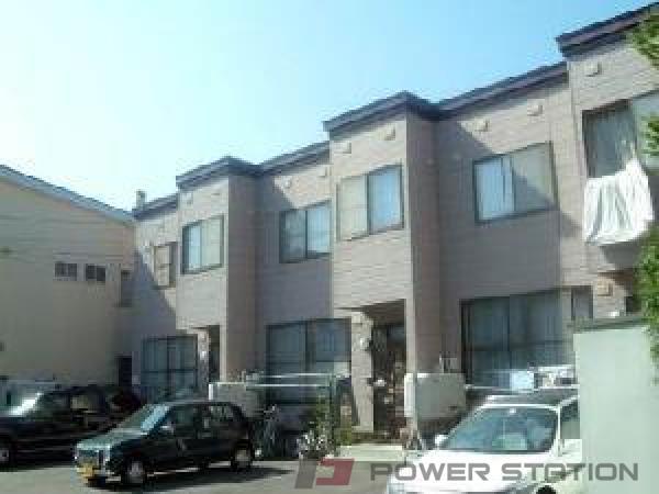 札幌市東区北36条東10丁目0テラスハウス外観写真