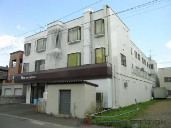 元町1DKアパート外観