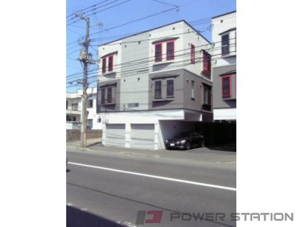 札幌市東区北10条東3丁目0賃貸アパート外観写真