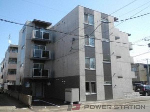 札幌市東区北33条東10丁目0賃貸マンション外観写真