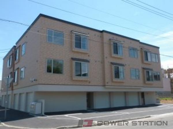 札幌市東区伏古9条1丁目0賃貸アパート外観写真