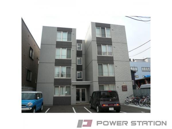 札幌市東区北10条東13丁目1賃貸マンション外観写真