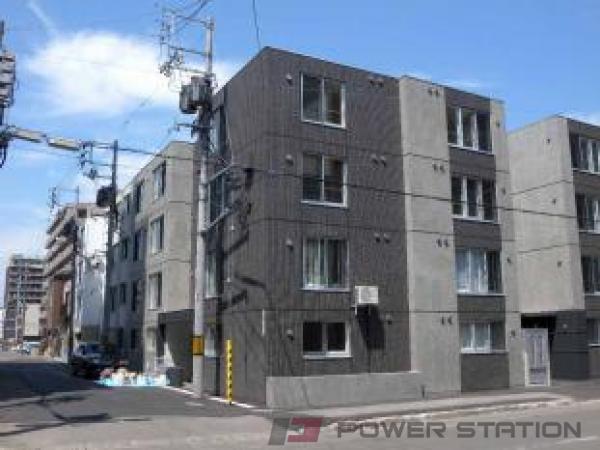 札幌市東区北9条東1丁目1賃貸マンション外観写真